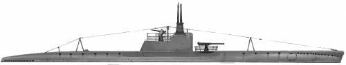 USSR Narodolovec D4 Series I (1942)