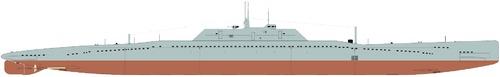 USSR P2 Zvezda [Submarine]