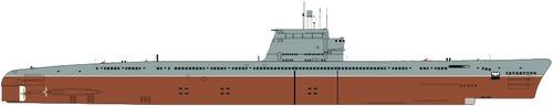 USSR Project 611 Zulu-class Submarine