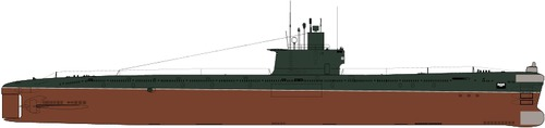 USSR Project 633 Romeo-class Submarine