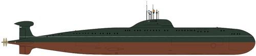 USSR Project 671RTM Shchuka Victor III-class Submarine