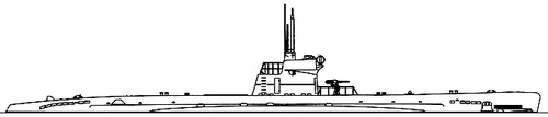 USSR Project 96 M-class Submarine