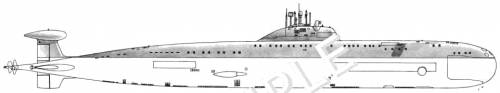 USSR SSN Victor IV