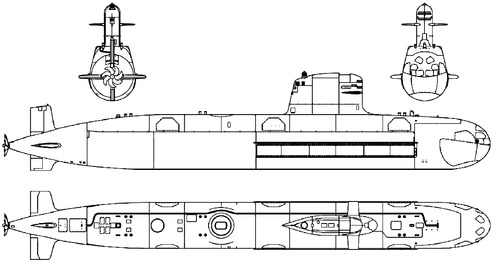ARC O'Higgins SS-23 2007 (Submarine)