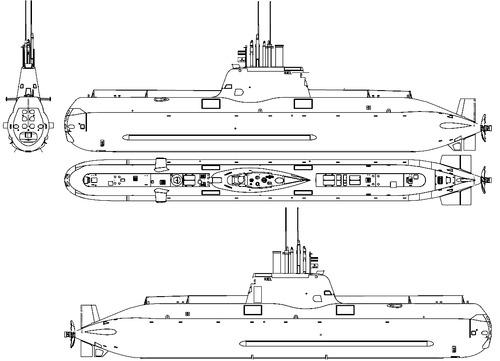 FGS Type U214 (Submarine)