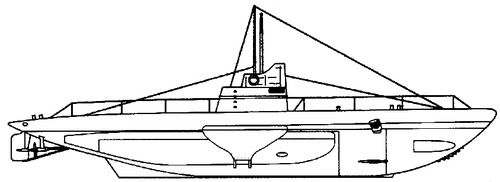 FNS Saukko Pu110 (Submarine)