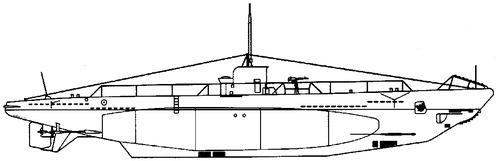 FNS Vesikko (Submarine)