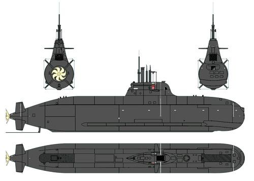 HNoMS U32 2005 (Submarine)