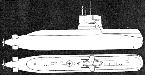 HSwMS Sodermanland A17 [Submarine]