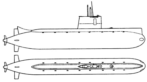 KPAS Sang-O class (Submarine) North Korea