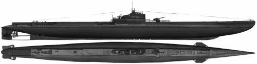 MNF Casabianca (Submarine) (1942)