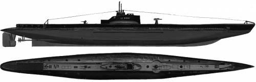 MNF Ruby (Submarine) (1940)