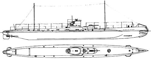 NMS Delfinul [Submarine] - Romania