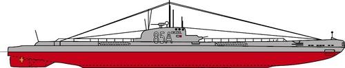 ORP Orzel 1939 [Submarine]