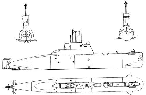 ORP Sokol [ex HNoMS Stord Submarine]
