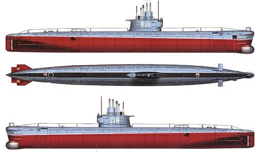 PLAN Type 033 Wuhan Class (Submarine)