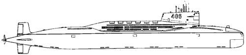PLAN Type 092 Xia class (Submarine SSBN)