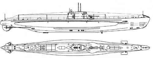RN Iride 1939 (Submarine)