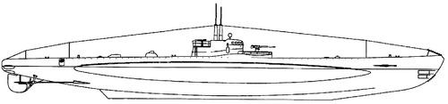 RN Luigi Torelli 1942 (Submarine)