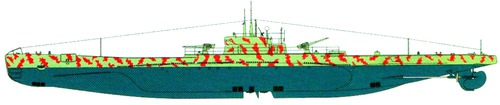 RN Pietro Micca 1941 (Submarine)