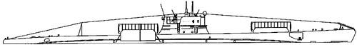 RN Scire 1942 (Submarine)
