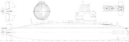 Zwaardvis class (NL) (1966)