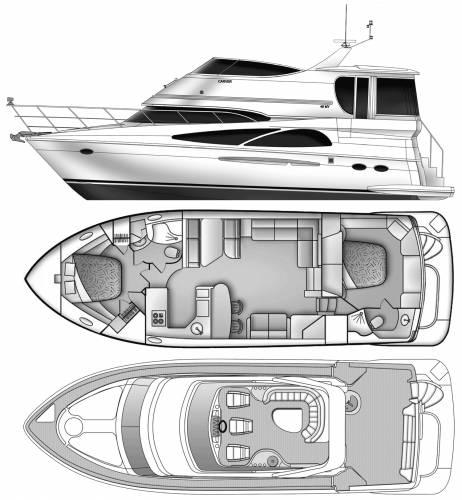 Carver 480 Motor Yacht