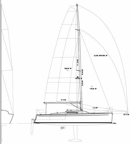Columbia 30 Sport Yacht