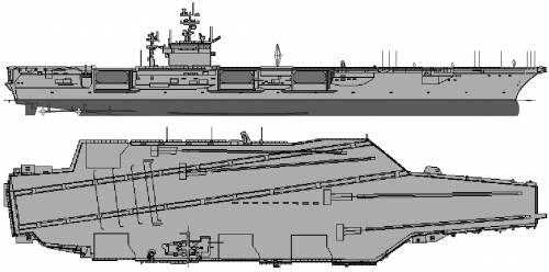 USS CVN-75 Harry S Truman (Aircraft Carrier)