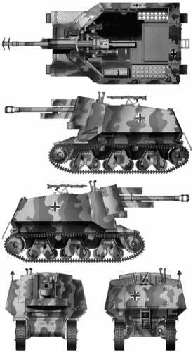 10.5cm leFH18(Sf) H36(f) SPG