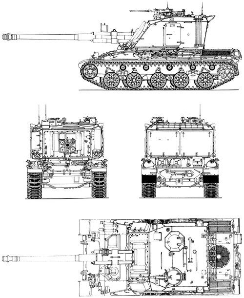 155mm AU-F1 SPH