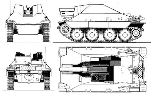 15cm sIG33-2 (sf) auf Jagdpanzer 38(t)