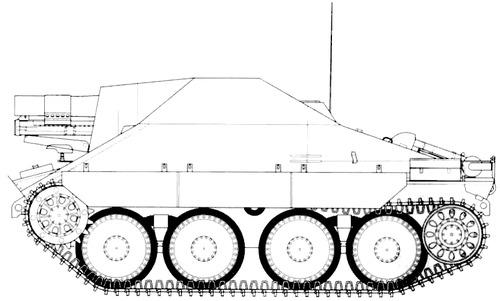 15cm SIG.33-2 auf Jagdpanzer 38(t)