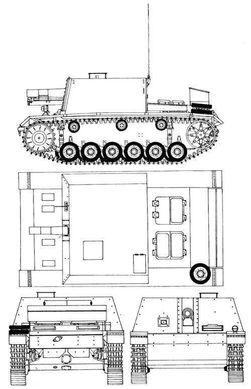 15cm SIG.33B Sturm-Infanteriegeschutz 33
