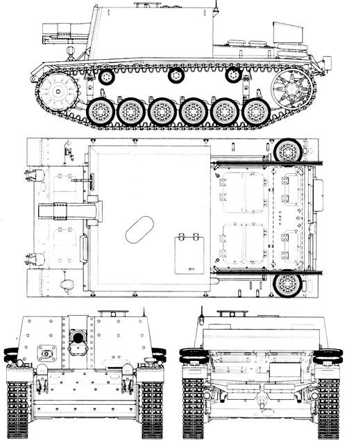 15cm SIG.33B Sturm-Infanteriegeschutz 33B