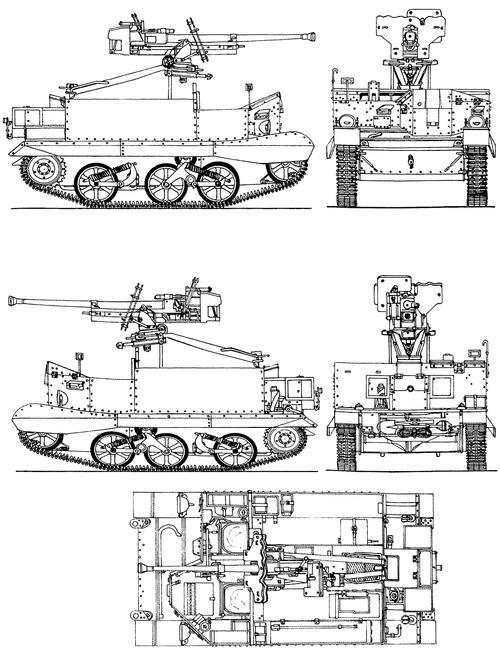 2.8cm sPzB.41 auf Selbsfahrlafette Bren Carrier(e) 731(e)