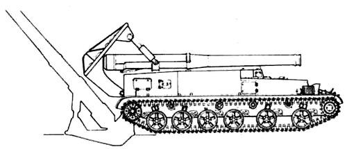 2S4 M- Tyulpan 240mm SPM (1975)