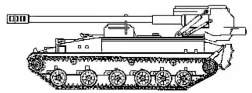 2S5 Giatsint-S 152mm