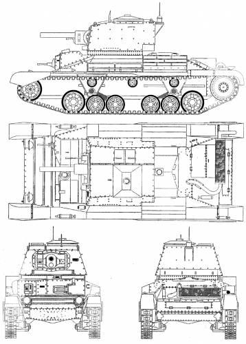 A10 Cruiser Tank Mk.II
