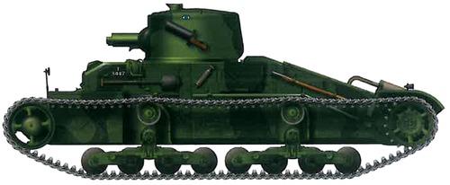 A11 Cruiser Tank Mk.I