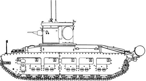 A12 Matilda CDL