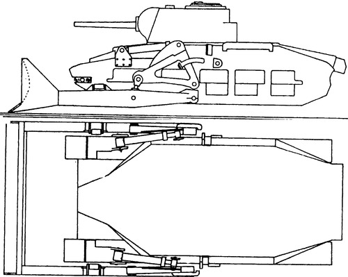 A12 Matilda Dozer