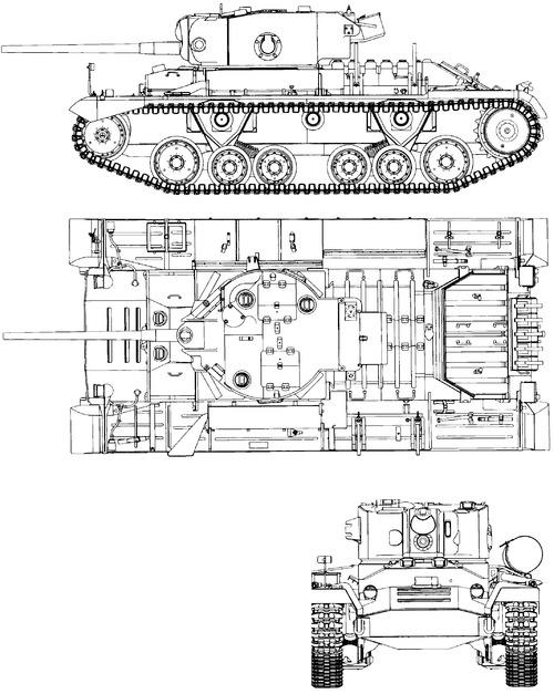 A12 Matilda Mk.IX Infantry Tank Mk.III