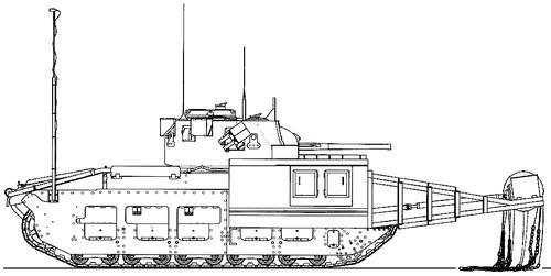 A12 Matilda Scorpion
