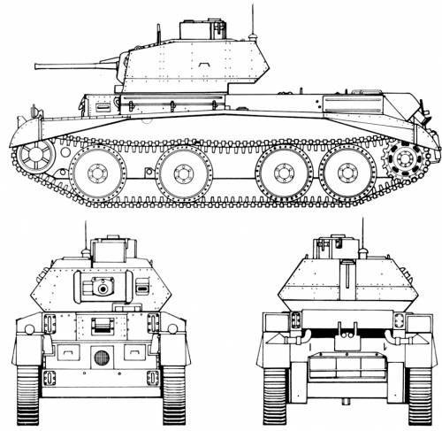 A13 Cruiser Tank