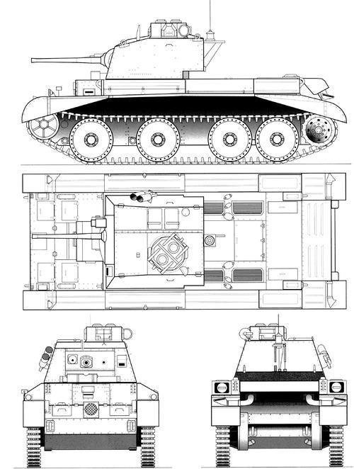 A13 Mk I Cruiser Mk III [5]
