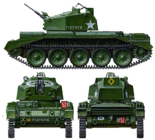 A15 Crusader AA Mk II