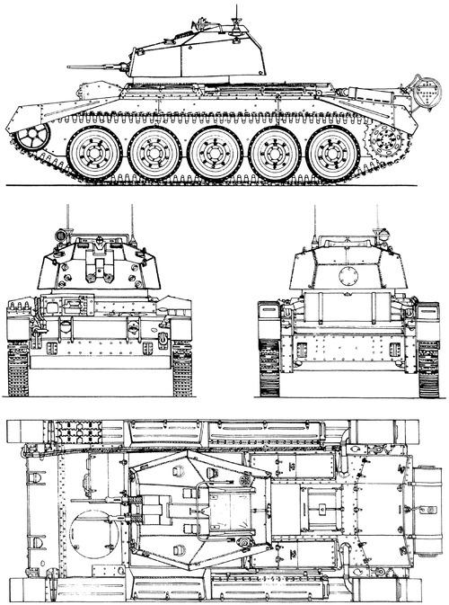 A15 Crusader Mk.III AA Mk.II