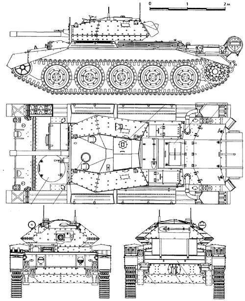 A15 Crusader Mk.III Cruiser Tank Mk.IV