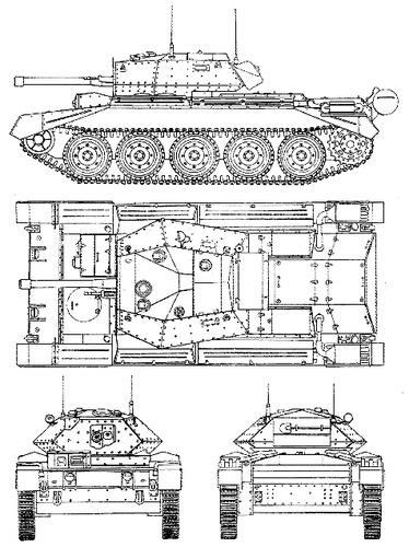 A15 Crusader Mk.III Cruiser Tank Mk VI